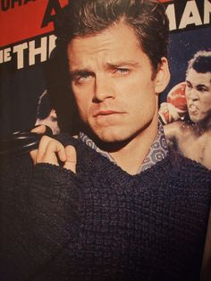 Sebastian Stan for GQ Romania (December 2014)