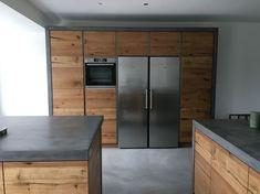 Modern Kitchen Renovation, Kitchen Interior, Home Interior Design, Kitchen Remodel, Kitchen Decor, Studio Kitchen, New Kitchen, Cabin Kitchens, Cool Kitchens