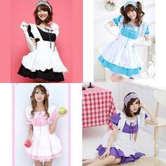 Uniforme maid/maid costume wh270