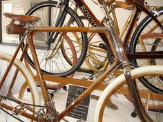 Wood Bike Renovo Portland Oregon