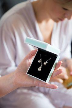Bridesmaid Gift Jewellery Pastel Country Garden Wedding http://www.katherineashdown.co.uk/