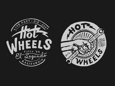 Hot Wheels Rough Mockups 1