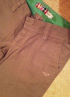 a579ce23ef80 pantalon taille basse beige de la marque Roxy taille 38 / M en très bon  état !
