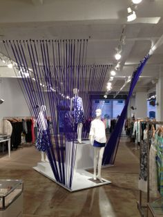 Sean Slaney, instore display, pinned by Ton van der Veer