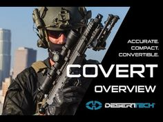 SRS A1 Covert Sniper Rifle - The most accurate and compact Sniper - YouTube