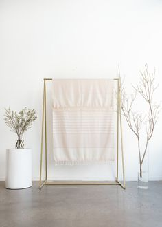 """The Yardley is our lightest weight pestemal, perfect for summertime. Use it as a scarf, wrap, beach or gym towel. Handwoven of certified organic Turkish cotton. Measures 70"""" x 40"""""""