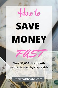 Ways To Save Money, Money Saving Tips, Paying Back Student Loans, Fund Accounting, Savings Accounts, Saving For Retirement, Managing Your Money, Money Fast