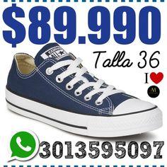 TENIS CONVERSE ORIGINALES WHTSP :3013595097 Alamos Pereira Calle...