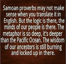 11 Best Samoan quotes images in 2019 | Proverbs quotes, Proverbs