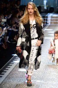 Dolce & Gabbana RTW Collection At Milan Fashion Week 2017   Fashion Sensation