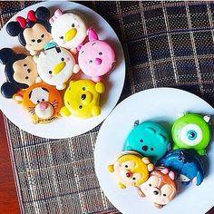 TSUM TSUM cookies!!