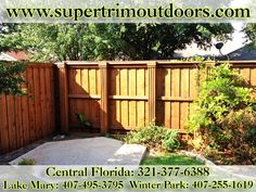 While many fencing materials last for years and years, nothing lasts forever. There will come a point when your fence doesn't look as good as it once did, and you may consider fence replacement or repair. While there are some fence problems which can be easily repaired, in many instances it may be best to replace an older fence entirely. Every fence is different, but these are some signs that fence replacement is right for you and your fence. www.supertrimoutdoors.com | (321) 377-6388