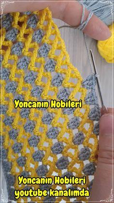 Crochet Circle Vest, Crochet Circles, Crochet Stitches For Blankets, Crochet Stitches For Beginners, Knitting Videos, Crochet Videos, Crochet Flower Patterns, Crochet Flowers, Crochet Yarn