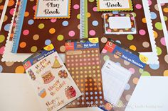 Dots on Chocolate! Check out the new back-to-school catalog from Creative Teaching Press.