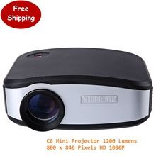 Cheerlux C6 Mini Projector 1200 Lumens 800x840 Video Portable Cinema Projector Game Home Proyector HDMI VGA TV input Projection     Tag a friend who would love this!     FREE Shipping Worldwide     #ElectronicsStore     Buy one here---> http://www.alielectronicsstore.com/products/cheerlux-c6-mini-projector-1200-lumens-800x840-video-portable-cinema-projector-game-home-proyector-hdmi-vga-tv-input-projection/