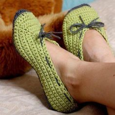Instantaneous obtain - Crochet girls slippers PATTERN (pdf file) - Women Ballet Flats Crochet Slipper Pattern, Crochet Slippers, Crochet Patterns, Knitting Patterns, Crochet Woman, Knit Crochet, Crochet Hats, Crochet Bikini, Baby Ballet