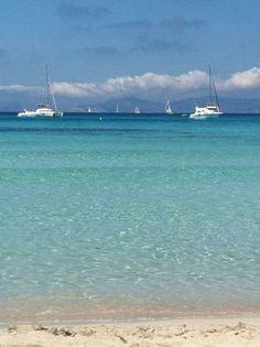Les Illetes....Formentera