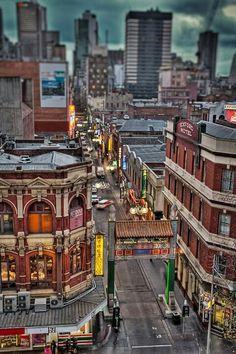 Chinatown, Melbourne