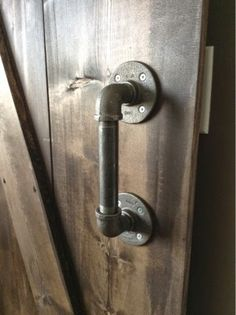 Home Frosting: My Barn Door