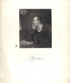 Littérature Romantique Anglaise john keats, vintage impression d'art, art de la salle de classe