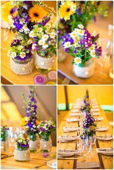 Rustikale englische DIY-Hochzeit in Kent von Dominic Whiten   Hochzeitsblog - The Little Wedding Corner