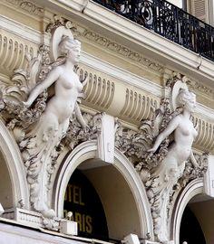 Monaco, hôtel de Paris