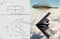 Alien UFO Sightings: UFO Sighting by Area 51 Top Secret Engineer Clarence Kelly Johnson in 1953