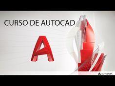 CURSO DE AUTOCAD 2019 - COMPLETO - YouTube Autocad Gratis, 3d Autocad, Architecture Portfolio, Architecture Design, Architecture Diagrams, Urban Analysis, Site Plans, Concept Diagram, Sustainable Architecture