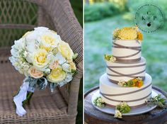 Photo by Kate Crabtree Photography. See more cakes at: http://realmaineweddings.com/Planning-Tools/Maine-Cakes.aspx