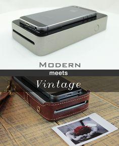 SnapJet: Turn your smartphone into a polaroid film printer! by SnapJet — Kickstarter