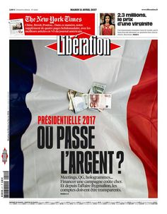 Libération - Mardi 11 Avril 2017 - N° 11162