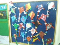 kite festival in kindergarten