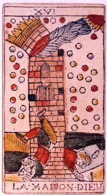 塔 (タロット) - Wikipedia