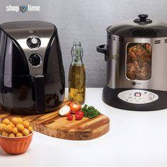 Fritadeira sem óleo Fritalight + Rotisserie Fun Kitchen #cozinha #fritadeira…