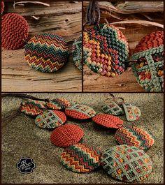 collage pletené podzimní barvy | Flickr - Photo Sharing!