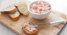 This Pimento Cheese Spread Tastes Great On Just About Anything
