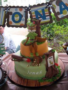 #cake #robin hood