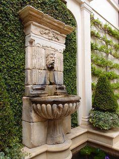 Azalea Trail Cullen Estate - Houston 2013  (44) Outdoor Patio Designs, Outdoor Decor, Digital Camera, Deck Enclosures, Roman Garden, Vertical Garden Design, Court Yard, Home Porch, Olympus