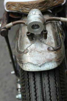 Rear fender #chopper #bobber                                                                                                                                                                                 More