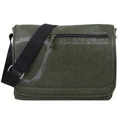 Strellson Paddington Messengerbag LH 602 darkgreen - http://on-line-kaufen.de/strellson/dark-green-strellson-paddington-messenger-lh-umh
