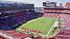 Levi's Stadium, San Francisco 49ers.
