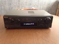 Technics Stereo Receiver SA-G78 With Dolby Stereo Surround Sound W/ Amplifier #Technics Ends Feb 8, 9:51pm