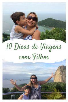 Quer conhecer 10 dicas de viagens que só uma mãe sabe dar? Ouça seus instintos de mãe, faça seu filho interagir com o planejamento da viagem e muito mais.