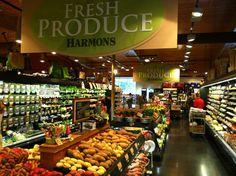 Harmon's Emigration Market in Salt Lake City, UT. A stunning dept.