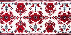 """The matyó style of Hungarian embroidery is recongnised by Unesco as part of """"the cultral heritage of humanity"""" More..."""