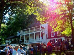 Mitchie Tavern in Charlottesville, Virginia