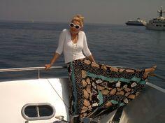 Elena A. Lenin - Russian and French writer, fashion model, TV presenter.