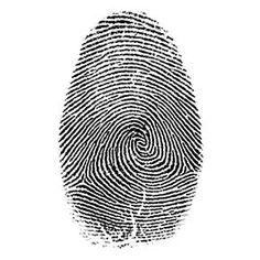 thumbprints clipart - Google Search