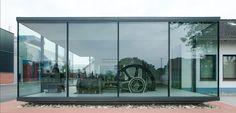 Projects - Stahlwerk Anbau - Finkernagel Ross