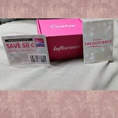My Carefree VoxBox looks just like this #FreshIsFierce